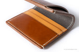 No.77 in Chestnut & Minerva Vachetta Vegetable Tanned Leather