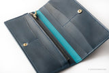No.99 Long Wallet in Minerva Vachetta Leather