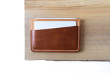 3 Pocket Cavalier & Natural Leather