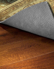 Felt and rubber rug pad for wood floors