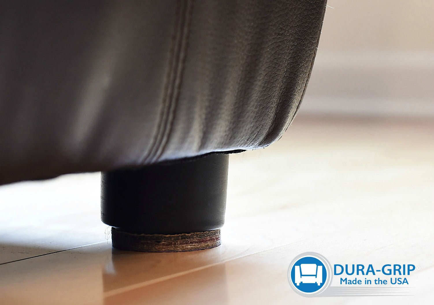 DURA-GRIP® Non Slip Rubber Furniture Floor Pads