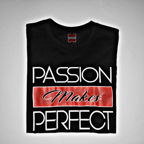 Passion Makes Perfect