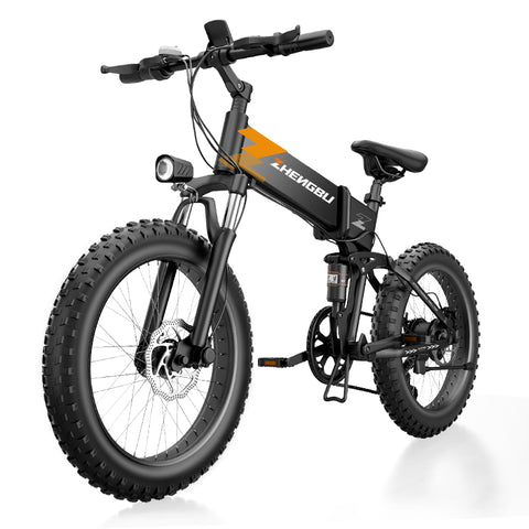 ZB H3 Foldable Electric Fat Bike -20 INCH
