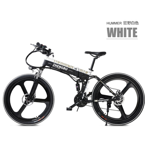 ZB H2 Foldable Electric Bike