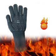 Heat Resistant Thick Silicone Gloves