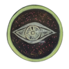 All Seeing Eye Glow In the Dark Mixing Bowl