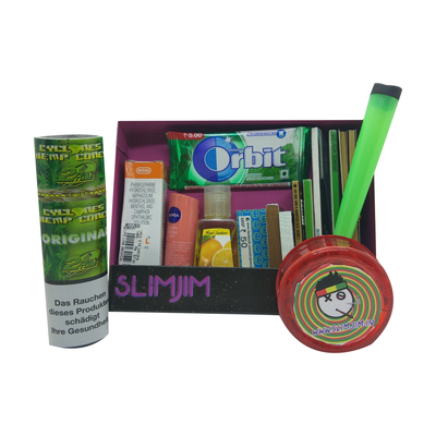 The Clean-Up Kit