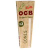 OCB Slim Hemp Cones (Pack of 3)