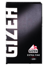 Gizeh Black Extra Fine 1/14th Papers - Slimjim Online