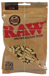 Raw Slim Unrefined Cellulose Filters - Slimjim Online