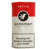 WINGMAN HERBAL NATURAL SMOKING BLEND (Sativa) (20G)