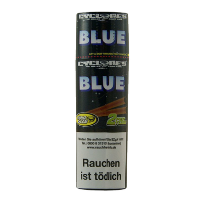 Cyclone Pre Rolled Cones 2 in 1 (Blue)