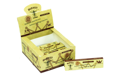 Hornet Brown King Size Papers - Slimjim Online