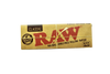 RAW Unbleached - 1 1/4th Tobacco Papers ( SINGLE WIDE ) - Slimjim Online