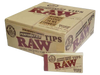 Raw Perforated Wide Tips (Buy 4 Get 2 Free) - Slimjim Online
