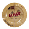 Raw Tin Ashtray