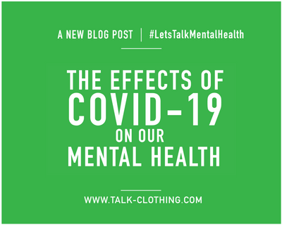 The effects of COVID-19 on our mental health