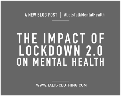The Impact of Lockdown 2.0 on Mental Health