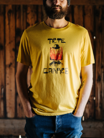 T-shirt / T. Carrée