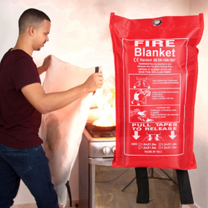FireDepend™️ Fire Blanket