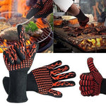 FireDepend™️ 2in1 Cut-Resistant - High Temperature Gloves