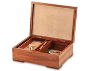 Small Jewelry and Valet Boxes