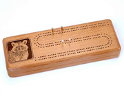 Hinged Cribbage Boards