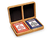 Double Deck Card Cases