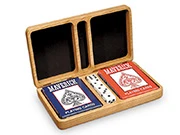 Double Deck Cases with Dice