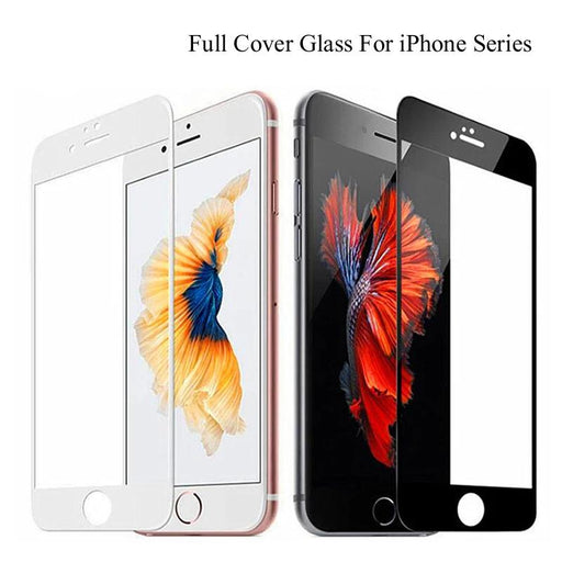 Full Coverage Cover Tempered Glass - Kanugi