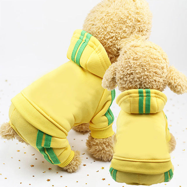 Winter Warm Puppy Cat Jacket - Kanugi