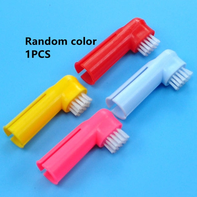 Rubber Pet Finger Toothbrush - Kanugi