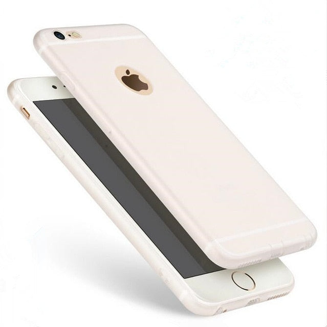 Ultra Slim Silicone Case For iPhone - Kanugi