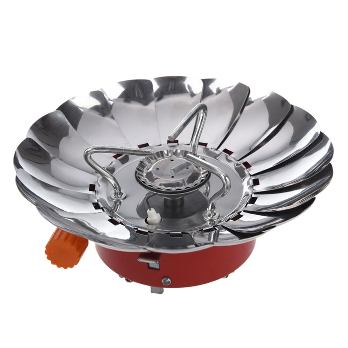 Windproof Stove Cooker Gas Burner - Kanugi