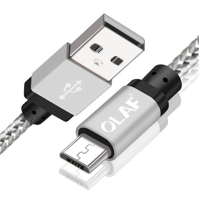 Micro USB Fast Charge Data Cable - Kanugi