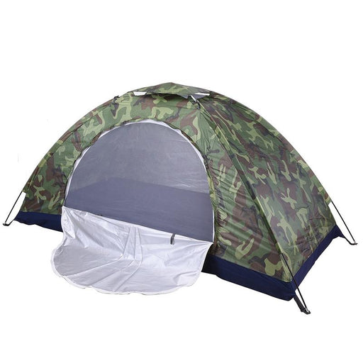 Camouflage Beach Camping Tent - Kanugi