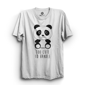 HS- TOO CUTE TO HANDLE (WHITE)