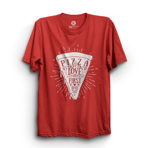 HS- PIZZA (RED)