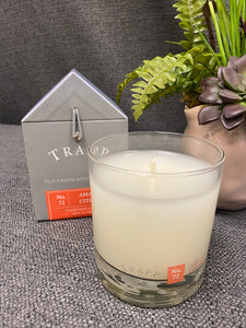 No. 72 Amalfi Citron Trapp Candle