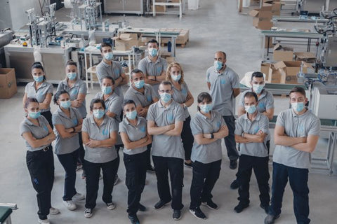 Masks Béjar: the cloud has rewritten the future of a textile company in emptied Spain