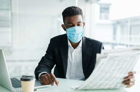 Use 3-layer surgical masks