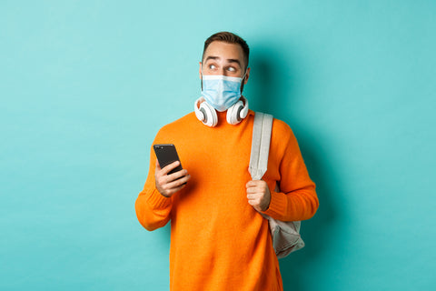 difference between hygienic and surgical mask