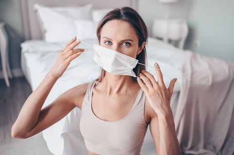 Spanish approved surgical masks