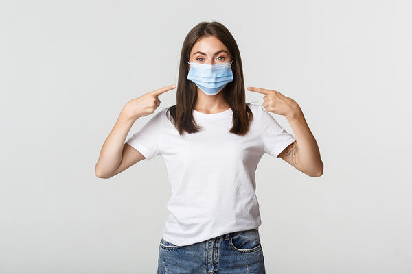Health provides the use of a mask for the whole year