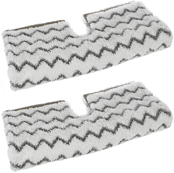 Shark Twin Pack Dirt Grip Pads - White & Grey | DIRTGRIP2EU