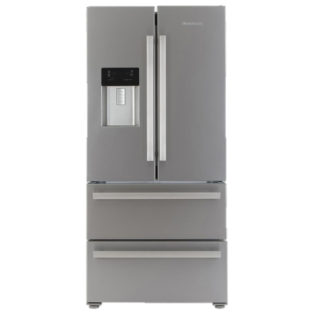 Bloomberg KFD4952XD / Bloomberg 4 Door French Style American Fridge Freezer
