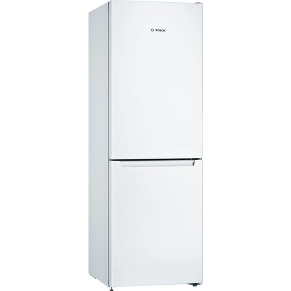 Home Refrigeration Fridge Freezers Bosch KGN33NWEAG printable versionView Printable VersionBosch KGN33NWEAG Serie 2 Freestanding No Frost Fridge Freezer - White