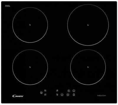 Candy CI640CB / Candy 4 Ring Induction Hob