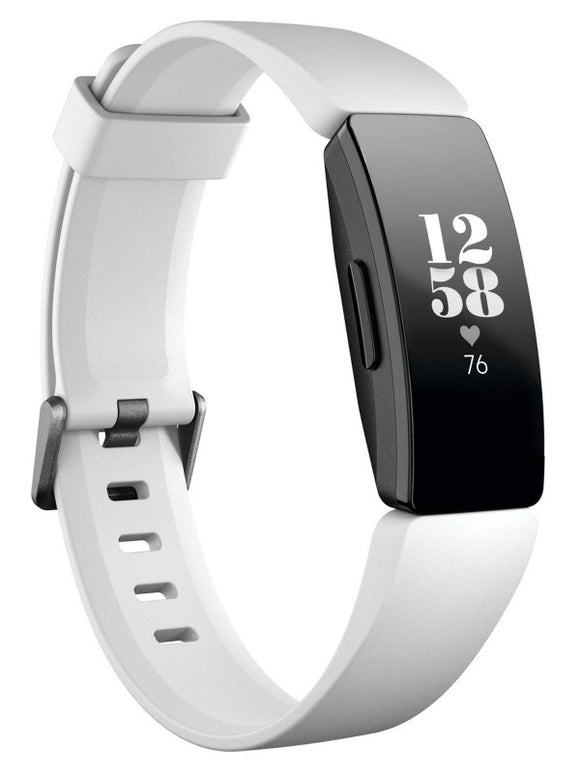 Fitbit Inspire HR - White