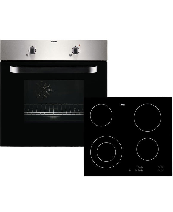 Zanussi ZPVF4130X / Zanussi Oven and Hob Pack